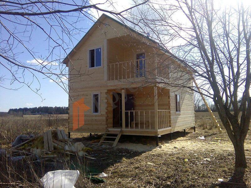 Строительство дома г. Тверь