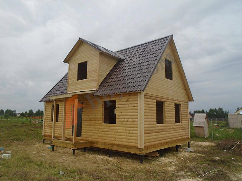Строительство дома г. Великий Новгород