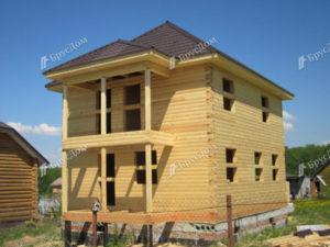 Отзыв о строительстве дома, Московская область, Воскресенский район