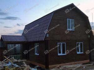 Отзыв о строительстве дома Тульская область, пос. Иншинский