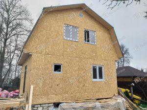 Отзыв о строительстве дома Московская обл., г. Руза