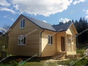 Каркасный дом 7.5х9 Конрад, Тверская обл., Калининский р-н