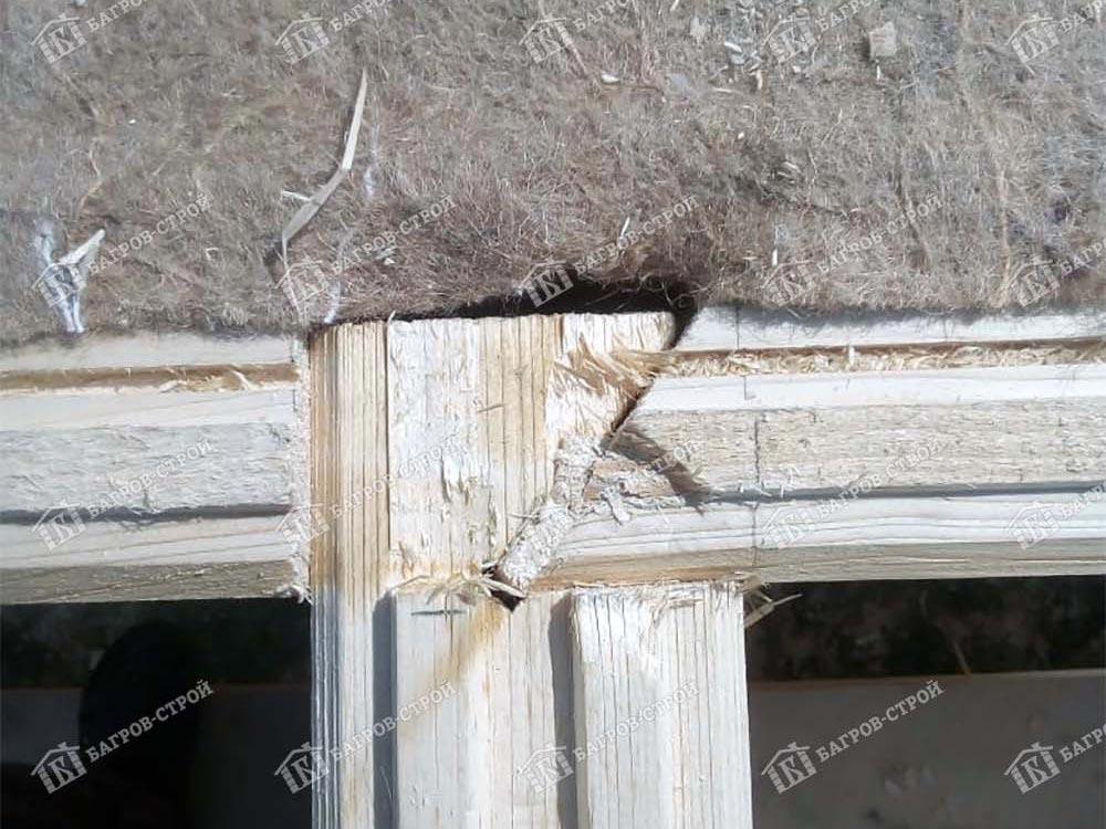 Дом из бруса 6х6 Даромир, г. Москва, поселение Роговское