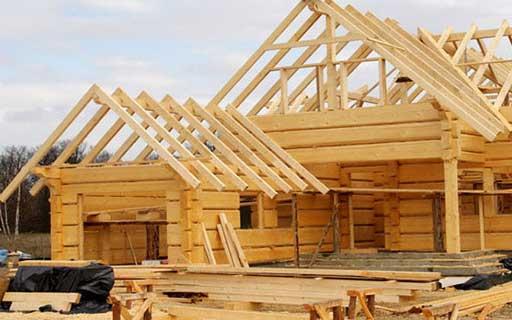Ошибки при строительстве дома из бруса — проблемы и недостатки